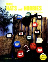 More Hats and Hobbies Cross Stitch Joyce Seebo
