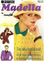 Patons Madella Knitting Pattern Book 14 Designs