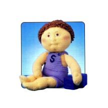 Scotty Doll & His Bib Overalls Crochet Pattern Annies Pattern Club