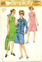 Simplicity 9171 Dress & Jacket Size 16 - Bust 38