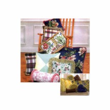 Design Your Own Pillows Simplicity 9683 Home Sewing Pattern