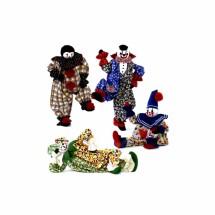 Decorative Clowns Dolls Simplicity 2954 Sewing Pattern