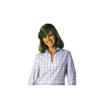 1970s Misses Pullover Blouson Top Simplicity 8183 Sewing Pattern Size 8 - 10 - 12