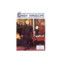 Daisy Kingdom Girls & Doll Dress Simplicity 7305 Sewing Pattern Size 8 - 10 - 12 - 14