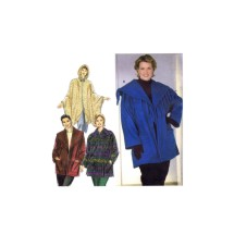 Simplicity 7346 Womens Jacket and Ponchos Sewing Pattern Size 18-20-22-24-26-28-30-32