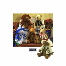 Bear and Clothes Elaine Heigl Simplicity 7895 Crafts Sewing Pattern