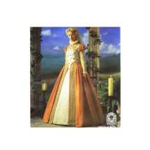 Elizabethan Dress Shakespeare Costume Simplicity 8881 Sewing Pattern Size 14 - 16 - 18 - 20
