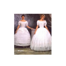 Misses Crinoline Hoopskirt Petticoat Martha McCain Simplicity 9764 Sewing Pattern Size 14 - 16 - 18 - 20