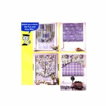Window Shades Sewing for Dummies Simplicity 9986 Sewing Pattern