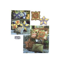Decorative Pillows Sunrise Designs Jana Beus Simplicity 5538 Sewing Pattern