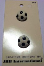 Soccer Ball Shank Buttons JHB International