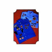 1990s Denim Shirts Pocketeers The Buckeye Tree 166 Sewing Pattern