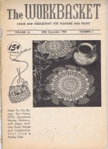 The Workbasket Magazine December 1950 Number 3