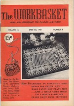 The Workbasket Magazine May 1951 Volume 16