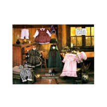 Early American Doll Clothes Vogue 8337 Sewing Pattern Fits 18 inch Dolls