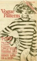 Vogue Patterns April 1976 Pamphlet