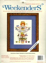 Sunshine Susie Weekenders Cross Stitch Kit