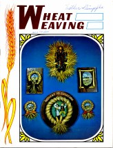 Wheat Weaving Craft Book